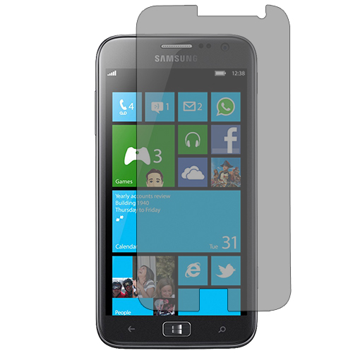 Samsung Ativ S Neo Anti Glare LCD Screen Protector