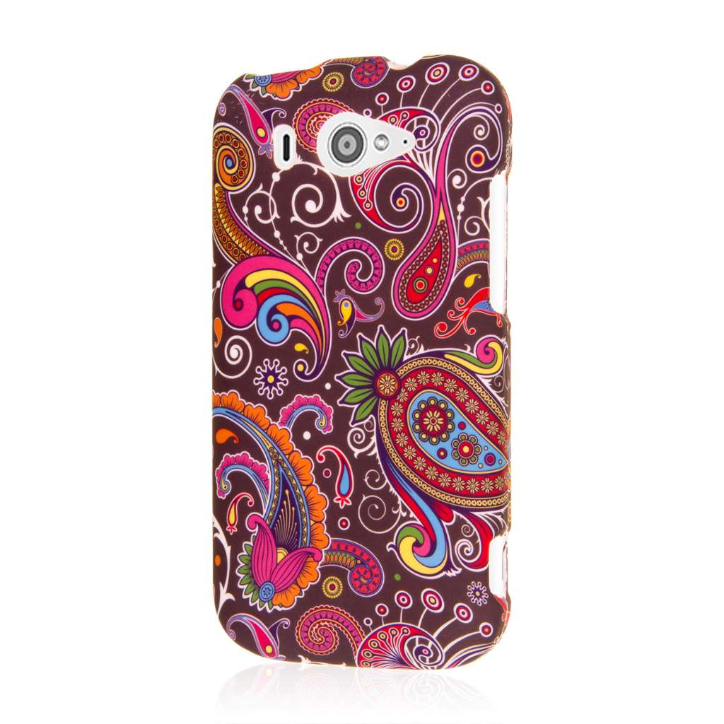 ZTE Imperial II - Black Paisley MPERO SNAPZ - Case Cover