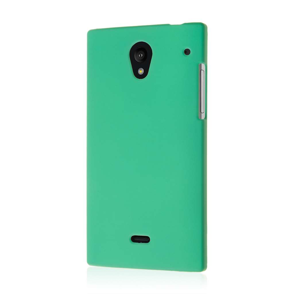 Sharp AQUOS Crystal - Mint Green MPERO SNAPZ - Case Cover