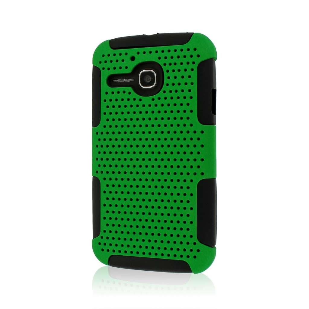 Alcatel OneTouch Evolve - Neon Green MPERO FUSION M - Protective Case Cover