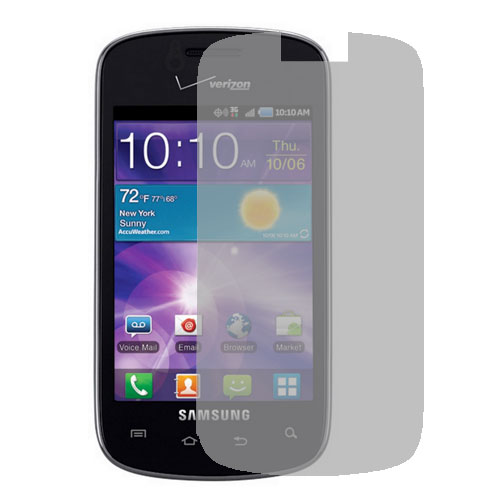 Samsung Illusion i110 Matte LCD Screen Protector