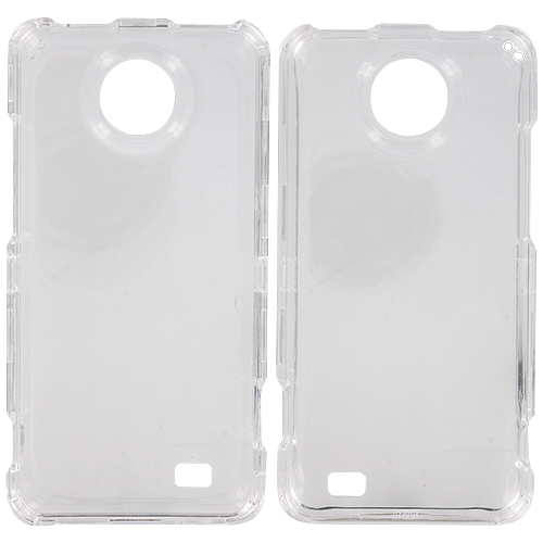 ZTE Vital N9810 Clear Crystal Transparent Hard Case Cover