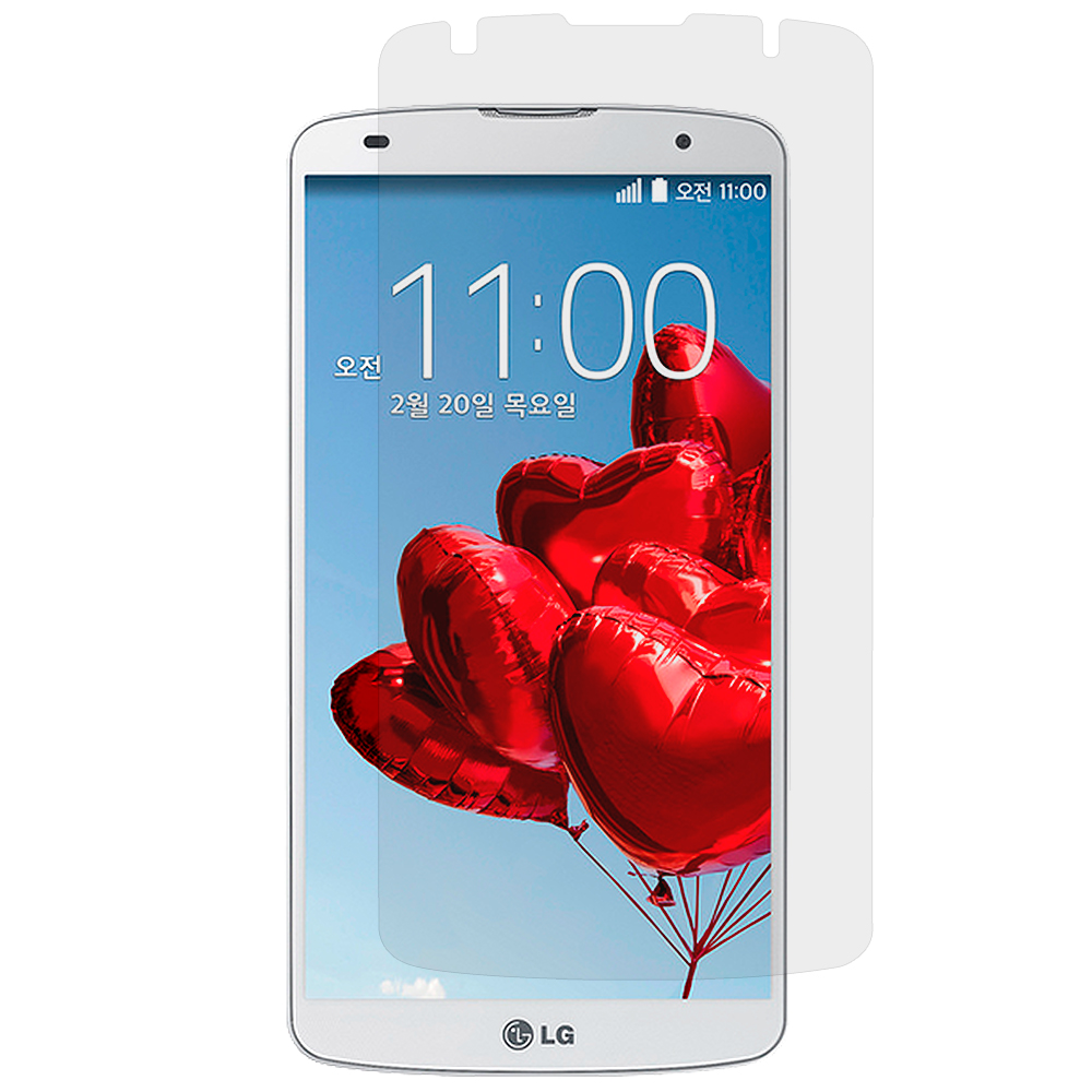 LG G Pro 2 Clear LCD Screen Protector