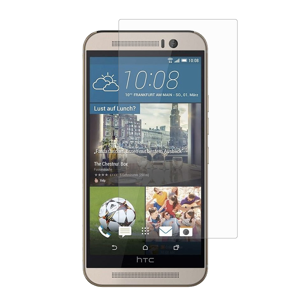 HTC One M9 Clear LCD Screen Protector