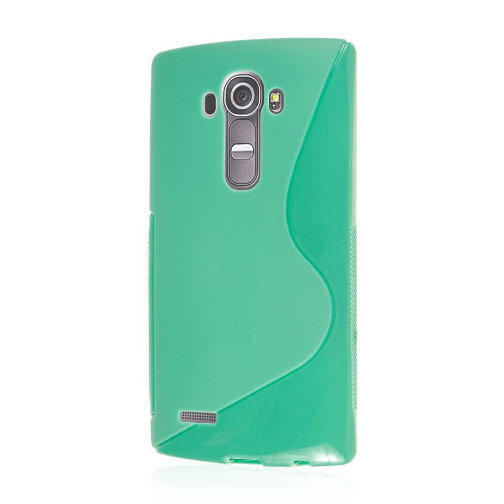 LG G4 - Mint Green MPERO FLEX S - Protective Case Cover