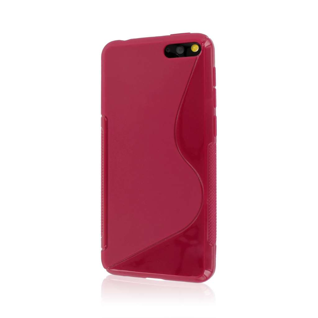 Amazon Fire Phone - Hot Pink MPERO FLEX S - Protective Case Cover