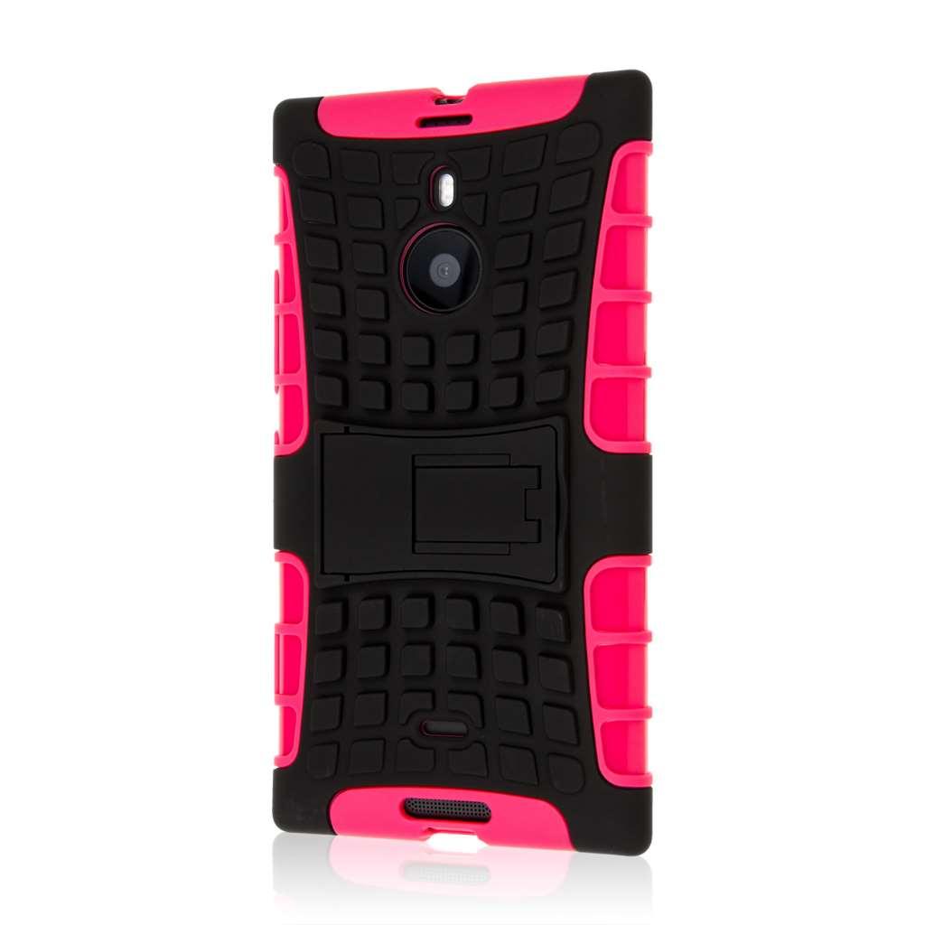 Nokia Lumia 1520 - Hot Pink MPERO IMPACT SR - Kickstand Case Cover