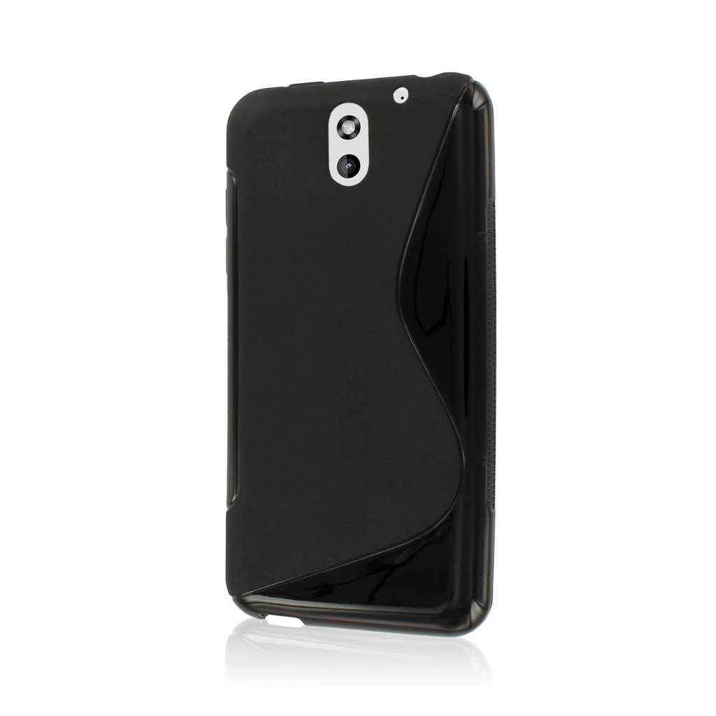 HTC Desire 610 - Black MPERO FLEX S - Protective Case Cover