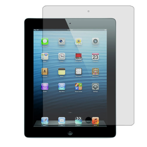 Apple iPad 4th 3rd 2nd Gen 3-in-1 Clear LCD Screen Protector