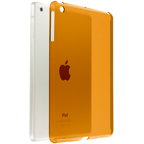 Apple iPad Mini Orange Crystal Hard Back Cover Case
