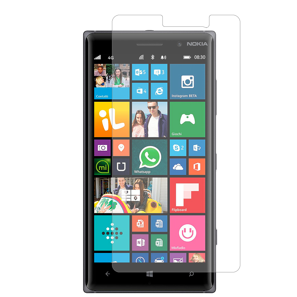 Nokia Lumia 830 Anti Glare LCD Screen Protector
