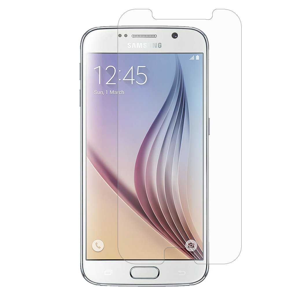 Samsung Galaxy S6 Clear LCD Screen Protector