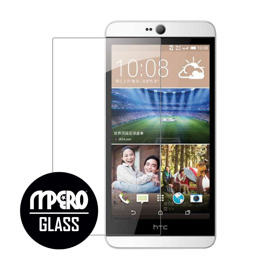 HTC Desire 826 MPERO Tempered Glass Screen Protector
