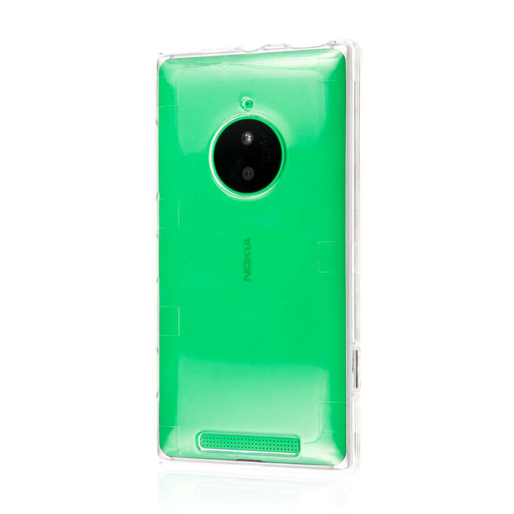 Nokia Lumia 830 - Clear MPERO SNAPZ - Case Cover