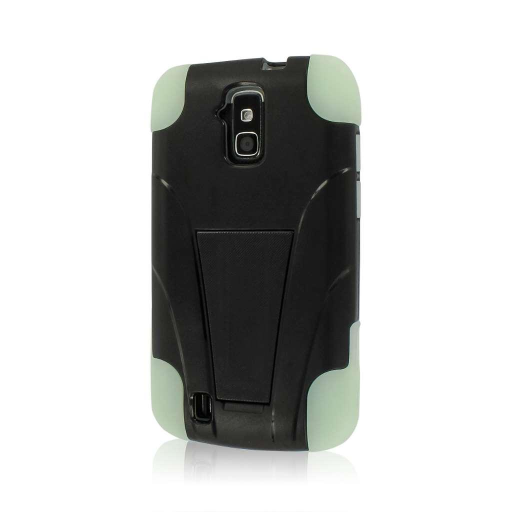 ZTE Force N9100 - Glow In The Dark Green MPERO IMPACT X - Kickstand Case