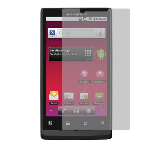 Motorola Triumph 4G Matte LCD Screen Protector