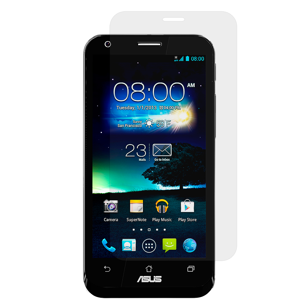 Asus PadFone X Clear LCD Screen Protector