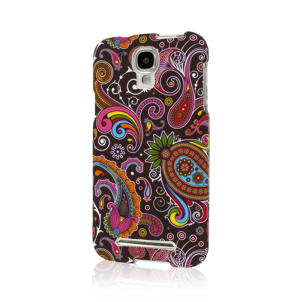 Samsung ATIV SE - Black Paisley MPERO SNAPZ - Case Cover