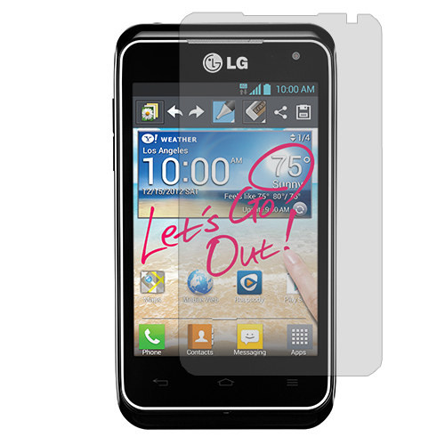 LG Motion MS770 Clear LCD Screen Protector