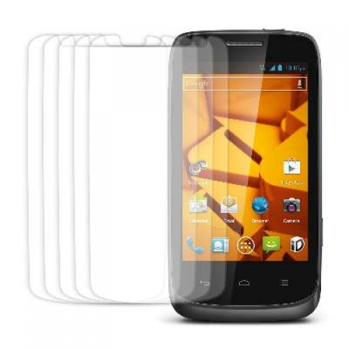 Sprint ZTE Force MPERO 5 Pack of Clear Screen Protectors