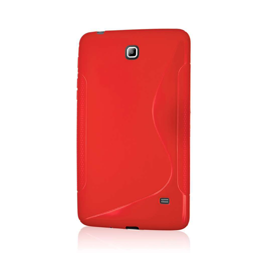 Samsung Galaxy Tab 4 7.0 - Red MPERO FLEX S - Protective Case Cover