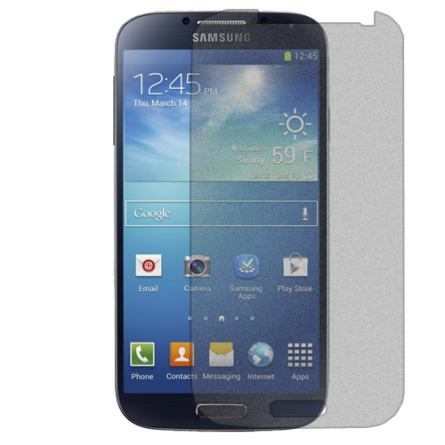 Samsung Galaxy S4 Glitter LCD Screen Protector