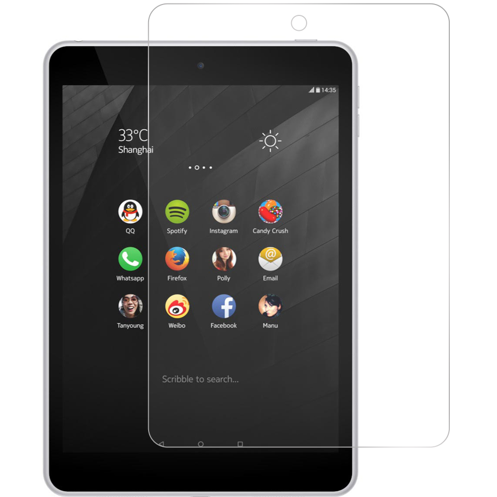 Nokia N1 Clear LCD Screen Protector