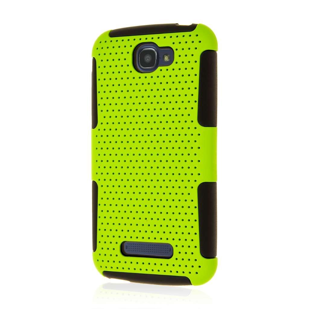 Alcatel OneTouch Fierce 2 - Neon Green MPERO FUSION M - Protective Case