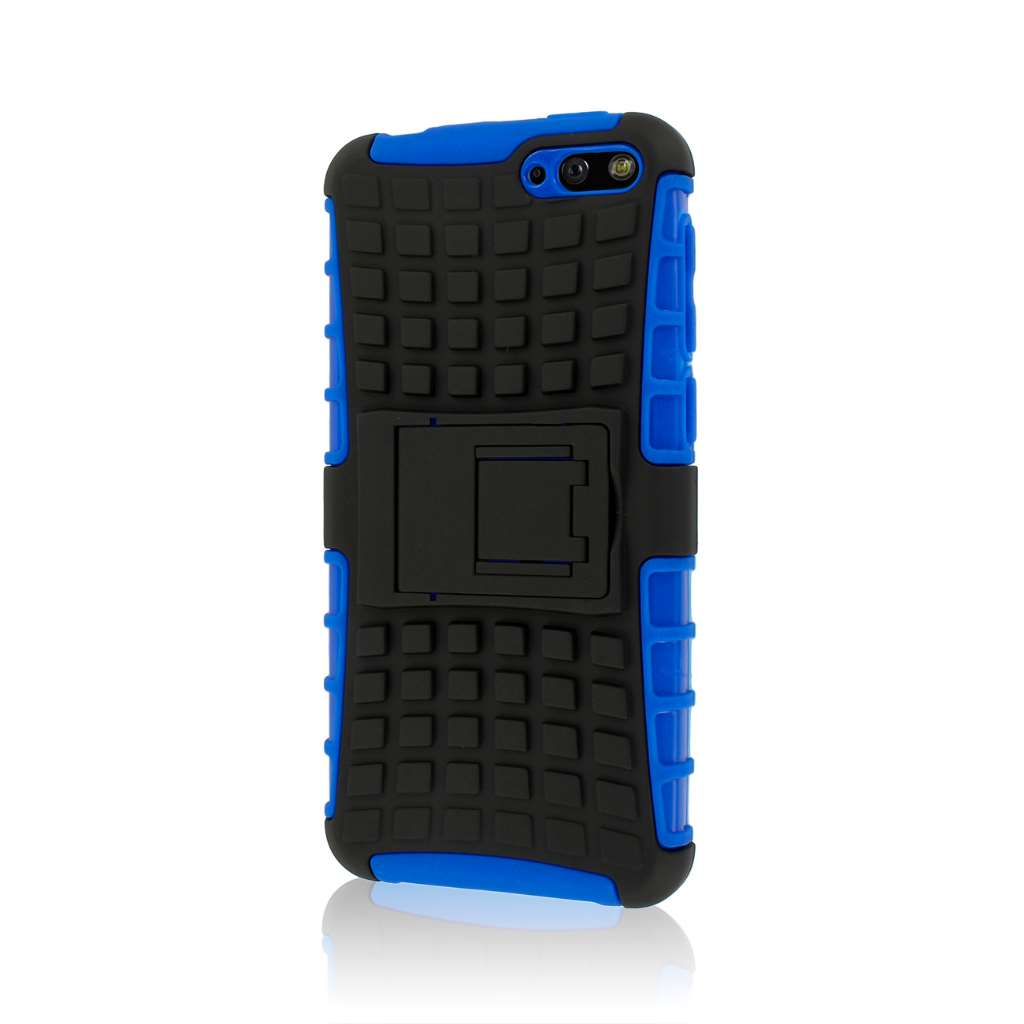 Amazon Fire Phone - Blue MPERO IMPACT SR - Kickstand Case Cover