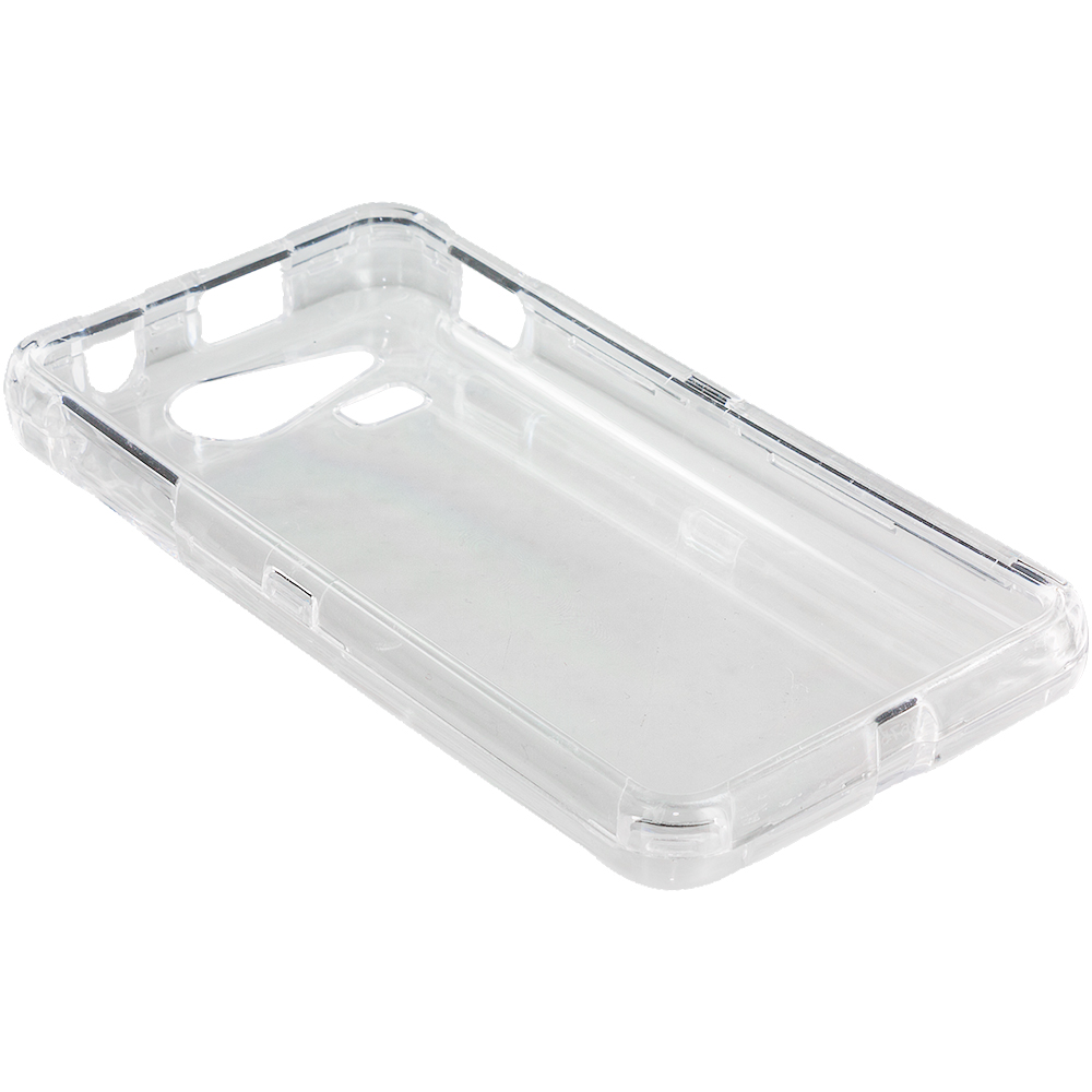 Kyocera Hydro Elite Clear Crystal Transparent Hard Case Cover