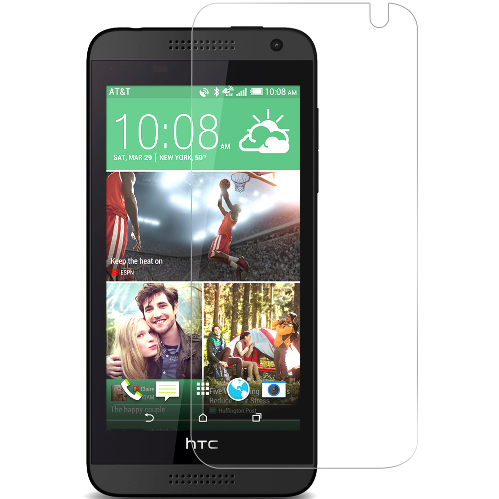 HTC Desire 610 Clear LCD Screen Protector