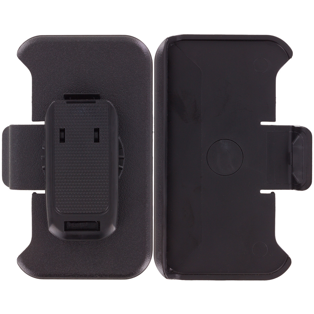 Apple iPhone 4 / 4S Black Otterbox Replacement Snap-On Belt Clip Swivel Rotating Holster