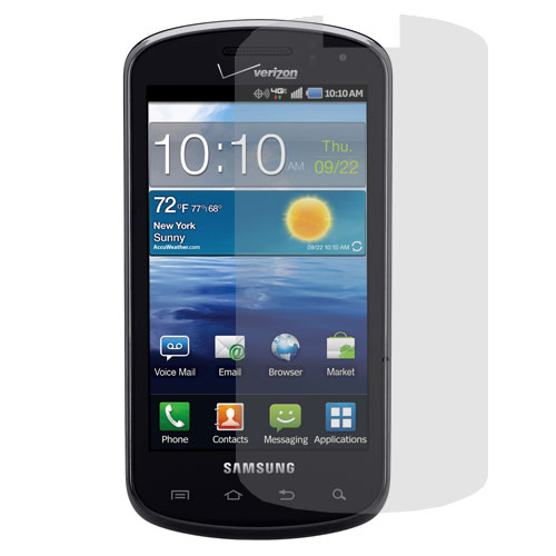 Samsung Stratosphere i405 Clear LCD Screen Protector
