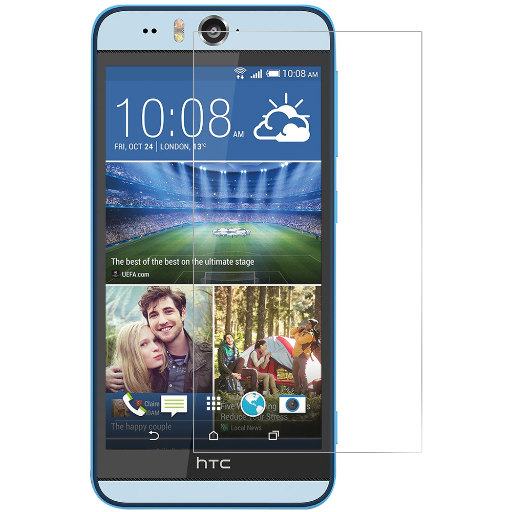HTC Desire EYE Clear LCD Screen Protector