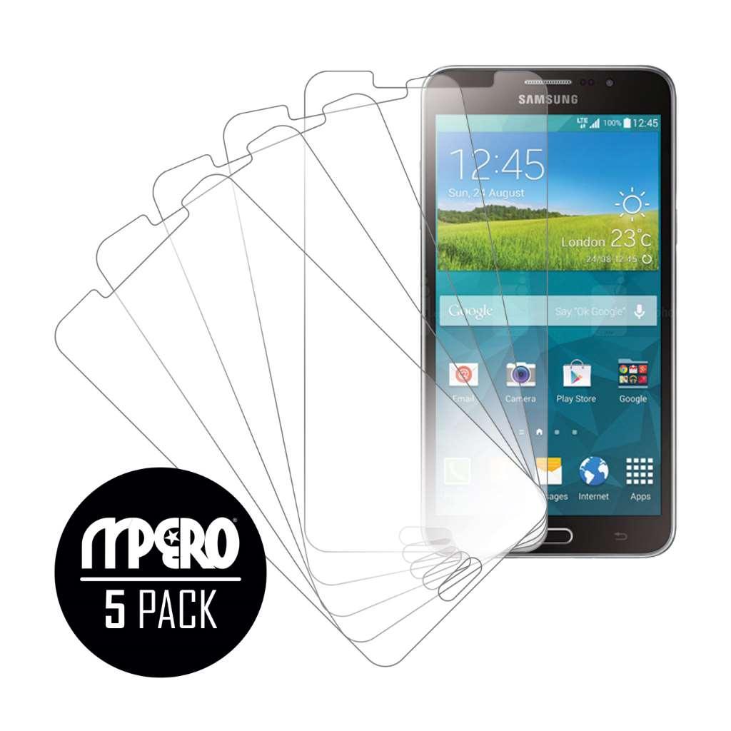 Samsung Galaxy Mega 2 MPERO 5 Pack of Ultra Clear Screen Protectors
