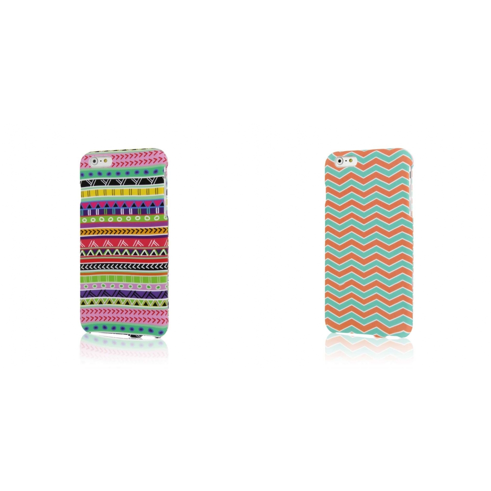 Apple iPhone 6 6S Plus - Aztec Fiesta Combo Pack : MPERO SNAPZ - Case Cover