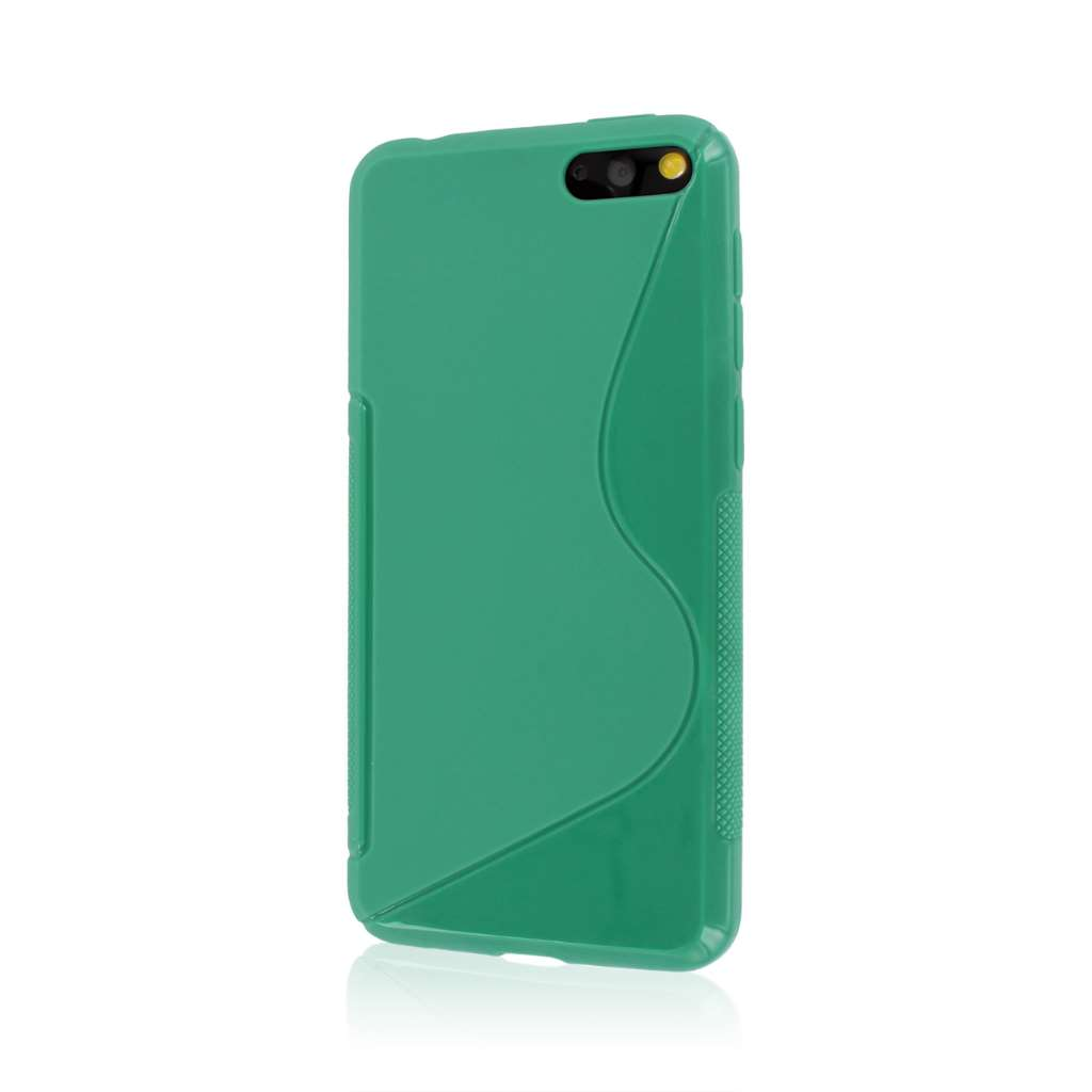 Amazon Fire Phone - Mint Green MPERO FLEX S - Protective Case Cover