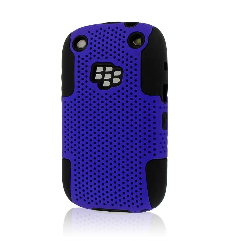 Blackberry Curve 9310 - BLUE MPERO FUSION M - Protective Case Cover