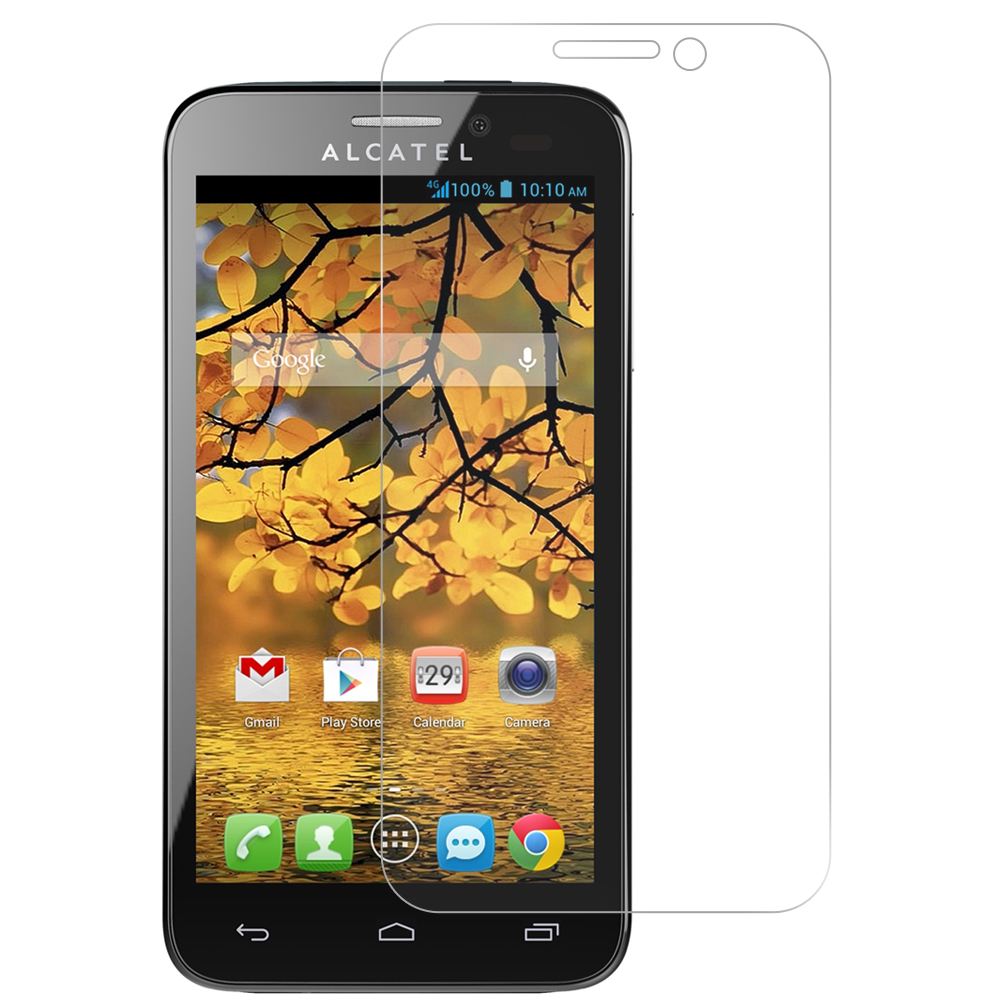 Alcatel One Touch Evolve 2 Clear LCD Screen Protector