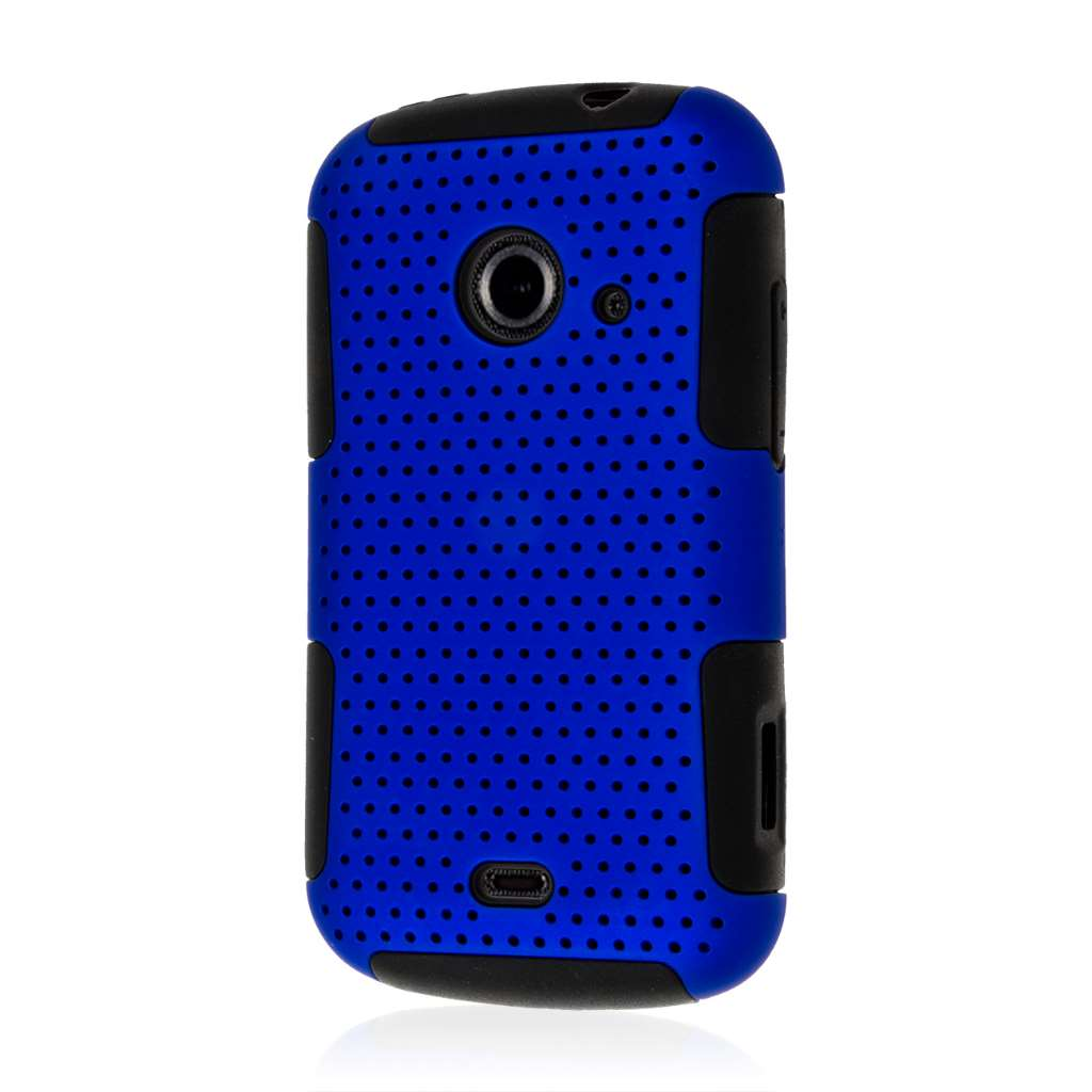 ZTE Zinger Z667 - Blue MPERO FUSION M - Protective Case Cover