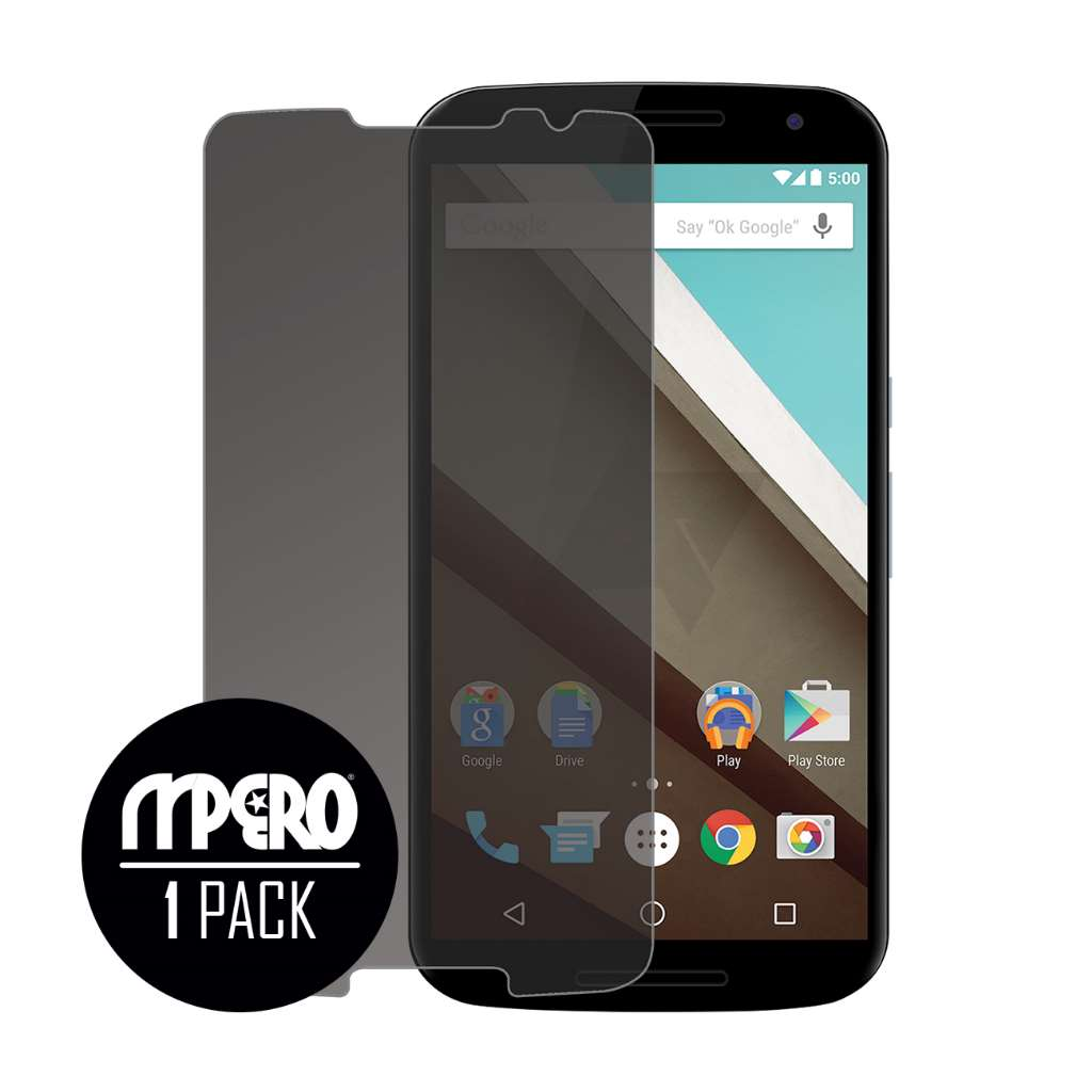 Google Nexus 6 MPERO Privacy Screen Protector