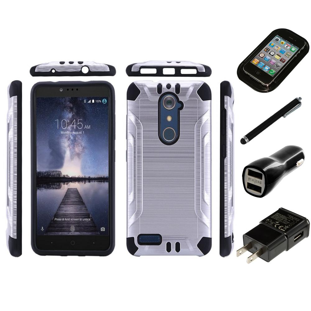 there zte zmax pro charger case rodent rust
