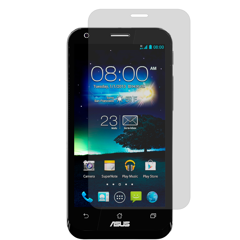 Asus PadFone X Anti Glare LCD Screen Protector