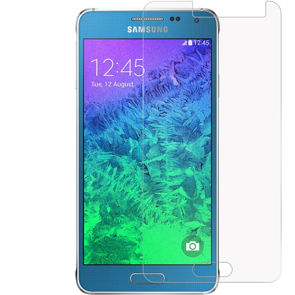 Samsung Galaxy Alpha G850 Anti Glare LCD Screen Protector