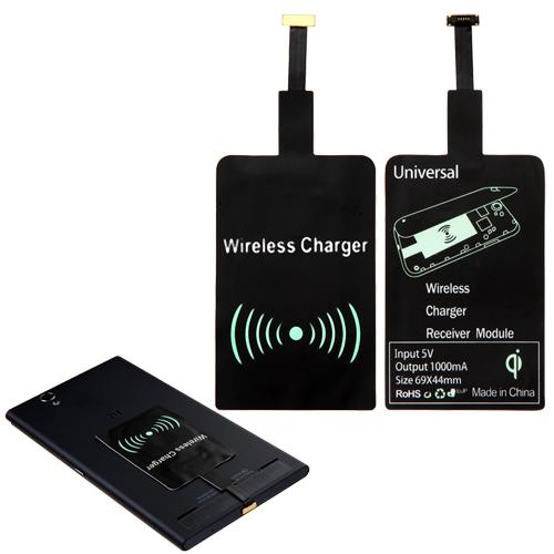 Micro USB (Narrow-interface Down) Wireless Charging QI Receiver