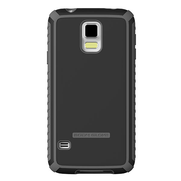 Galaxy S5 - Black/Charcoal BodyGlove Tactic Case Cover