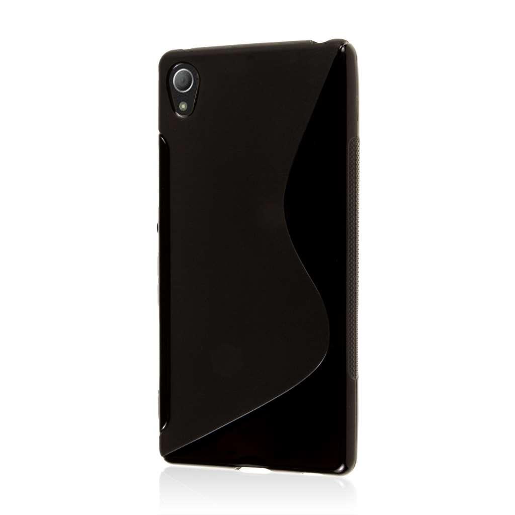 Sony Xperia Z4 - Black MPERO FLEX S - Protective Case Cover