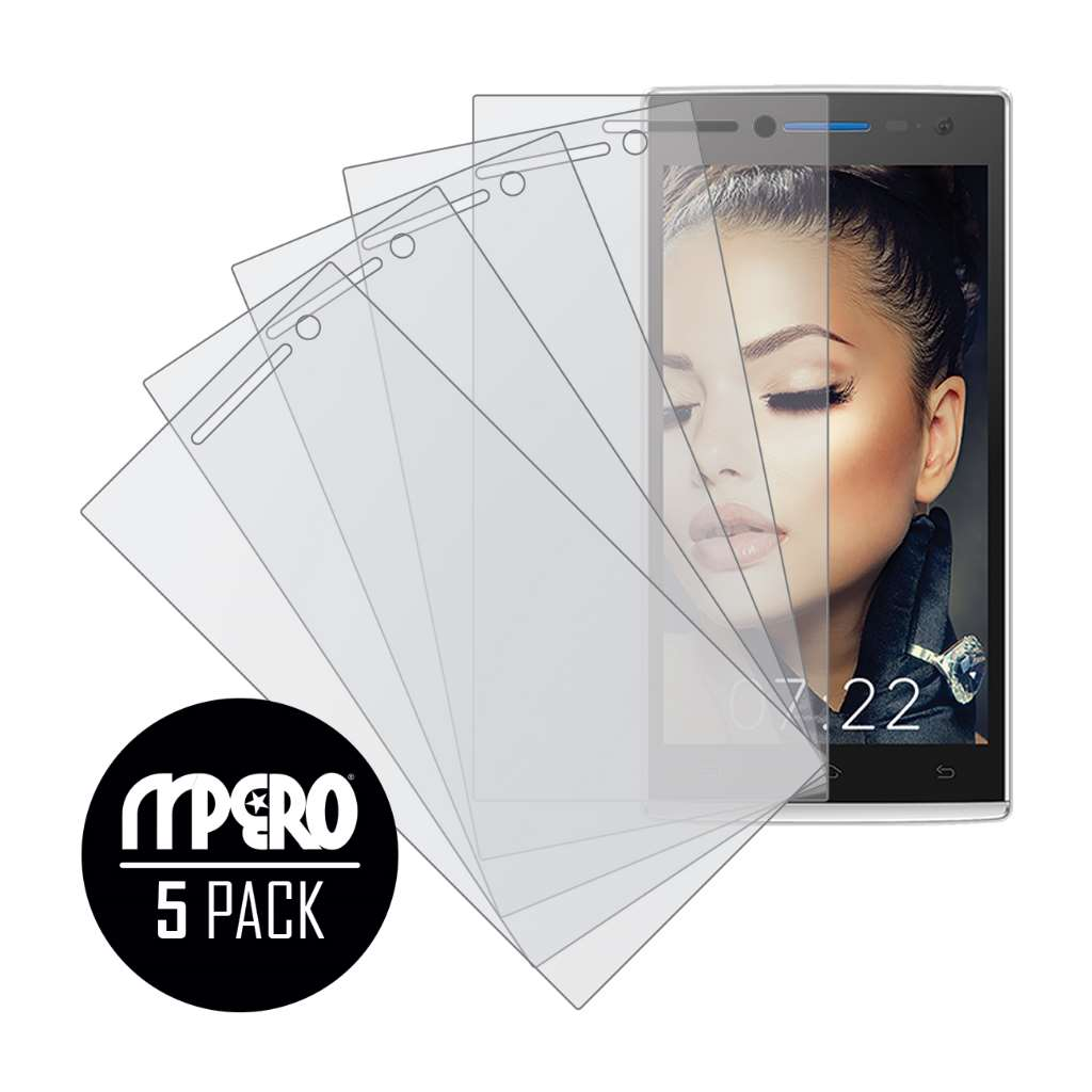 Sky Devices 5.0Q MPERO 5 Pack of Matte Screen Protectors