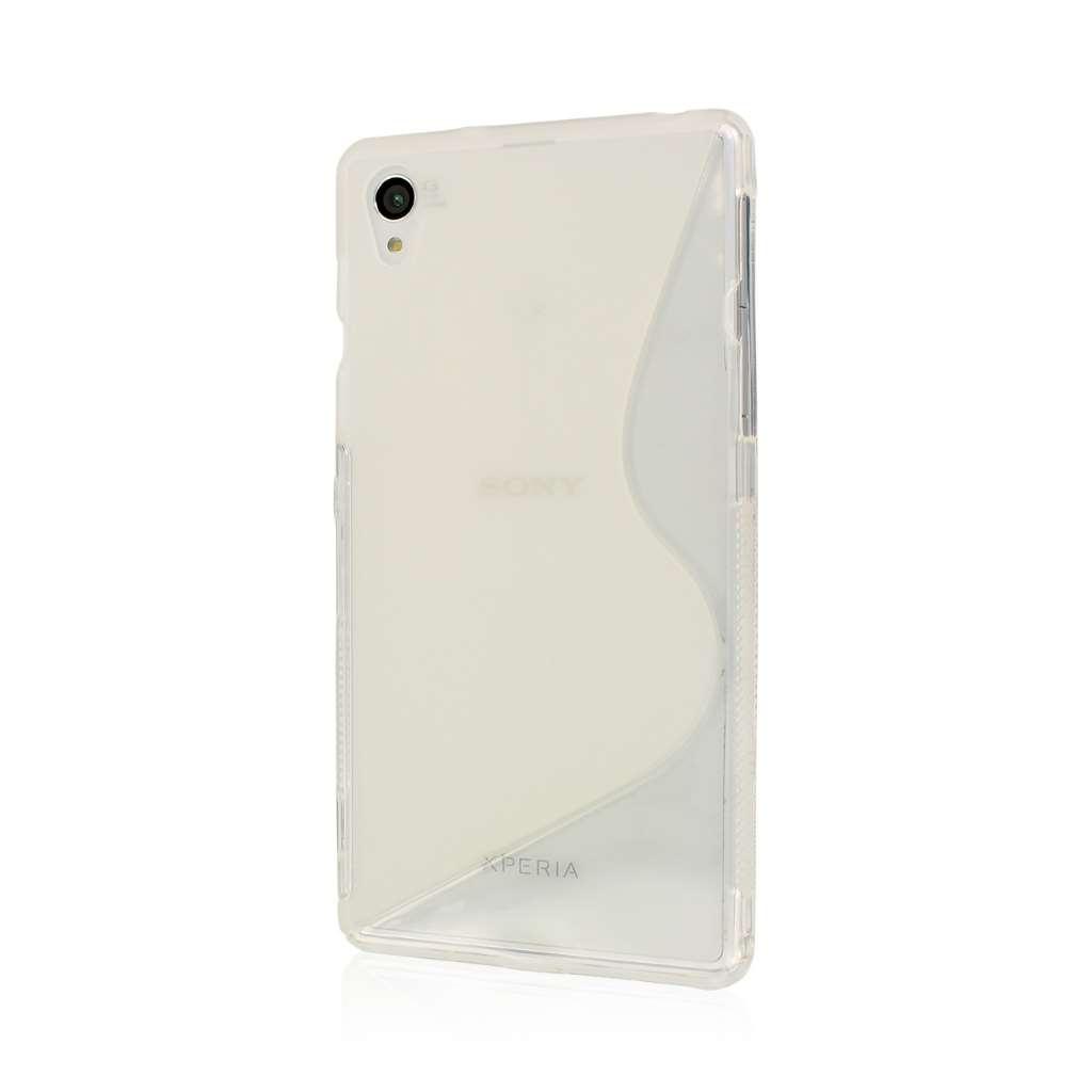 Sony Xperia Z2 - Clear MPERO FLEX S - Protective Case Cover