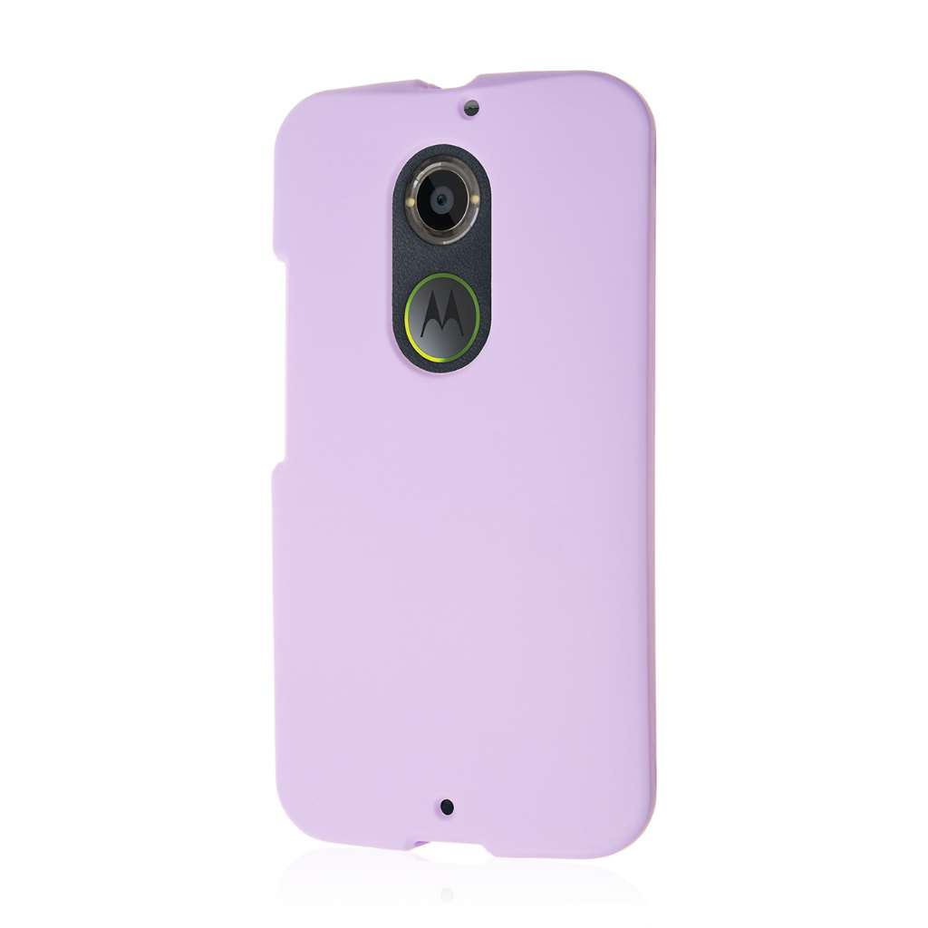 Motorola Moto X 2014 2nd Gen - Radiant Orchid MPERO SNAPZ - Case Cover